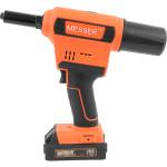 Заклепочник Messer CQ-60025 аккумуляторный 20 В