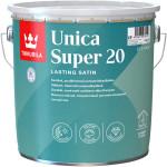 Лак универсальный Tikkurila Unica Super 20 ЕР полуматовый 2.7 л