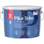 Краска для деревянных фасадов Tikkurila Pika-Teho База C прозрачная матовая 9 л