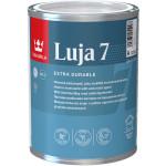 Краска экстра-стойкая Tikkurila Luja 7 База A белая матовая 0.9 л