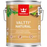 Антисептик декоративный для дерева Tikkurila Valtti Natural основа EC бесцветный 2.7 л