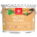 Антисептик декоративный для дерева Tikkurila Valtti Natural основа EC бесцветный 9 л