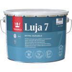 Краска экстра-стойкая Tikkurila Luja 7 База C прозрачная матовая 9 л