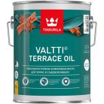 Масло для террас Tikkurila Valtti Terrace Oil EC 2.7 л