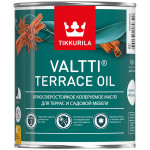 Масло для террас Tikkurila Valtti Terrace Oil EC 0.9 л