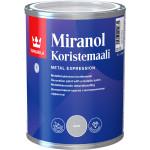 Краска декоративная Tikkurila Miranol Koristemaali серебристая полуматовая 1 л