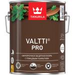 Антисептик декоративный для дерева Tikkurila Valtti Pro красное дерево 2.7 л