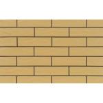 Плитка клинкерная фасадная Cerrad Elewacja rustiko piaskowa 245x65x6.5 0.5 м2