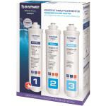 Комплект фильтроэлементов Барьер WaterFort Осмо предфильтр 1-3 ступени
