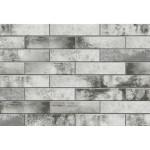 Плитка клинкерная фасадная Cerrad Piatto gris 300x74x9 0.48 м2