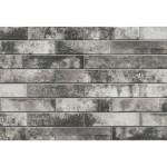 Плитка клинкерная фасадная Cerrad Piatto antracyt 300x74x9 0.48 м2