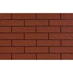 Плитка клинкерная фасадная Cerrad Elewacja rustiko rott 245x65x6.5 0.5 м2