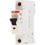 Автоматический выключатель 1-полюсной ABB S201 25А 6 кА тип С