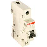 Автоматический выключатель 1-полюсной ABB SH201L 6А 4,5 кА тип С