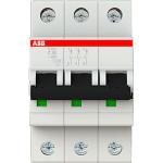 Автоматический выключатель 3-полюсной ABB S203 50А 6 кА тип С