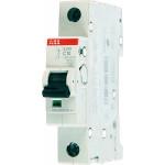 Автоматический выключатель 1-полюсной ABB S201 10А 6 кА тип С