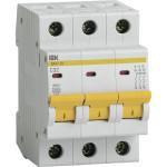 Автоматический выключатель IEK ВА47-29 3Р 32 А 4.5кА С