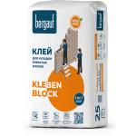 Клей монтажный Bergauf Kleben Block 25 кг