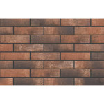 Клинкерная плитка фасадная Cerrad Elewacja Loft Brick chili 245x65x8 мм 0.6 м2