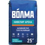 Наливной пол ВОЛМА-Нивелир Арена толстослойный 25 кг