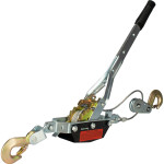 Лебедка ручная рычажная  Euro-Lift P20DН тяговое усилие 2000 кг канат 3 м