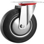 Промышленное колесо Euro-Lift C-3302-SLS поворотное без тормоза грузоподъемность 100 кг