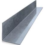 Профиль фасадный горизонтальный Г-образный 40х40 мм 1.2 (3м)