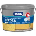 Штукатурка декоративная Текс профи Короед База А 16 кг
