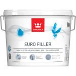 Шпатлевка влагостойкая Tikkurila Euro filler 10 л