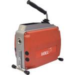 Электромеханическая машина для прочистки труб Voll V-Clean 150 без комплекта