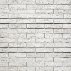 Плитка декоративная WHITE HILLS Лофт Брик 1.04 м2 белая