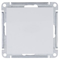 Выключатель одноклавишный Schneider Electric W59 VS110-154-1-86 белый