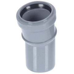 Отвод полипропиленовый Polytron d 50 мм х 15 градусов