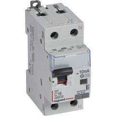 Дифференциальный автомат Legrand DX3 1P+N 16A 10 мА 10 кА C AC