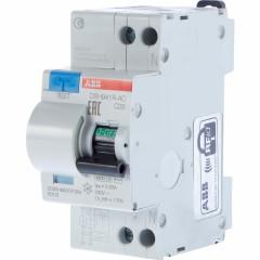 Автоматический выключатель дифференциального тока ABB DSH941R C25 30мА тип АС