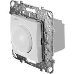 Диммер поворотный Schneider Electric Unica MGU5.511.18ZD 40-400 Вт белый