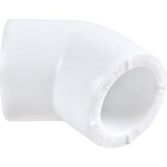Угольник Пластик ПП d 20 мм х 45 градусов