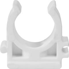 Крепеж трубы Пластик d 20 мм