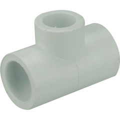 Тройник Пластик ПП переходный d 25х20х25 мм