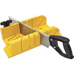 Стусло для плотницких работ Stanley 1-20-600 300х130х80 мм с ножовкой 350 мм