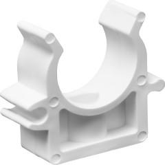 Крепеж трубы Пластик d 40 мм