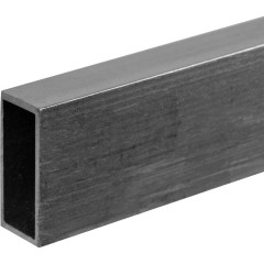 Труба прямоугольная алюминий 20х10х1.5х2000 мм