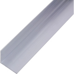 Алюминиевый уголок 25х25х1.2 1 м