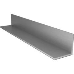 Уголок алюминиевый 40х20х2х2000 мм