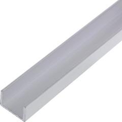Алюминиевый швеллер 10х15х10х1 2 м
