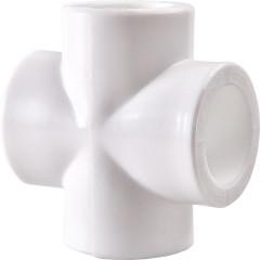 Крестовина Пластик ПП d 20 мм