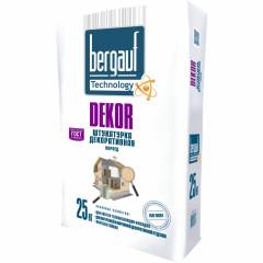 Декоративная штукатурка Bergauf Dekor 25 кг