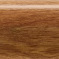 Плинтус ПВХ Salag NGF56 2500x56 мм дуб бурбон натур