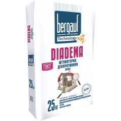 Декоративная штукатурка Bergauf Diadema 25 кг