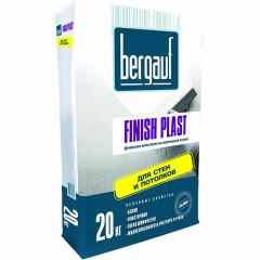 Полимерная шпаклевка Bergauf Finish Plast 20 кг